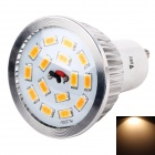 WaLangTing GU10 5W LED-Strahler Warm White 3200K 350lm LED (110 ~ 240V)