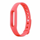 Genuine Xiaomi Replacement Silicone Wrist Band for Smart Bracelet - Deep Pink