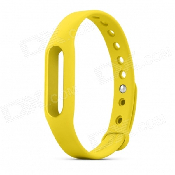 Original Xiaomi Wrist Band for Smart Bracelet MI band 1A/1s - Yellow