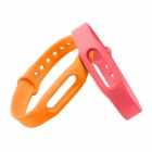 Xiaomi Replacement Silicone Wrist Band for Smart Bracelet - Orange