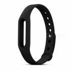 Genuine Xiaomi Replacement Silicone Wrist Band for Smart Bracelet - Black