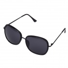 OUMILY UV400 Protection PC Lens Sunglasses - Black