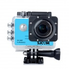 "SJCAM SJ5000 14MP 2.0"" TFT170-degree Novatek 96655 Full HD Action Sport Digital Video Camera - Blue"