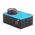 "SJCAM SJ5000 14MP 2.0"" TFT 170' Action Digital Video Camera - Blue"