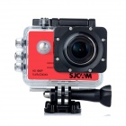 "SJCAM SJ5000 14MP 2.0"" TFT170-degree Novatek 96655 Full HD Action Sport Digital Video Camera - Red"