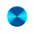 Spiral Style Alloy Home Button Sticker for IPHONE / IPAD / IPOD - Blue