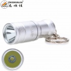 ZHISHUNJIA 1301-T6 1-LED 700lm 3-Mode Cold White Pocket Flashlight