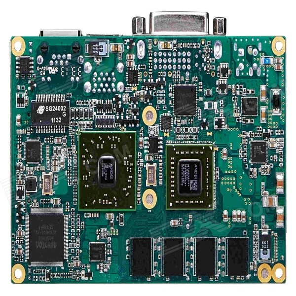 "Ultra Small PCM-T251 2.5"" Mainboard with G-Series Processor"