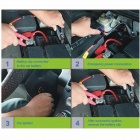 CARKING Multi-function Car Car Jump Starter w/ Bump - Black + Red