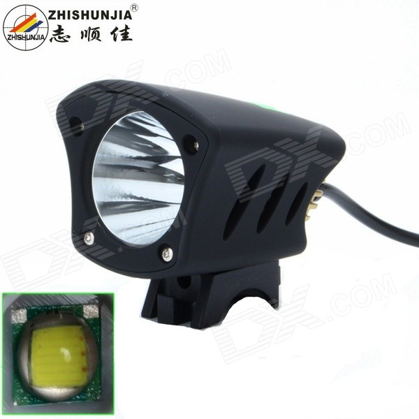 ZHISHUNJIA DG-1R 1000lm XM-L T6 5-Mode White LED Bike Light Lamp