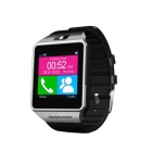 "1.5"" GV08 Bluetooth V3.0 Smart Watch Phone w/ Hands-Free Calls / Camera Control / Activity Tracker"
