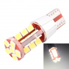 MZ T10 15W 6500K 1500lm SMD 2835 White Car Lamp (12~18V)