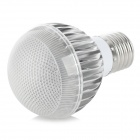 E27 5W LED Globe Bulb Lamp RGB Light 180lm w/ 24-Key Remote Controller