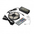 36W 5050 SMD 1200lm Light Strip w/ Remote Control (12V / 5m)