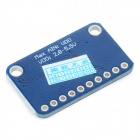 ADS1015 12-bit Precision Analog Digital Coverter ADC Development Board for Arduino - Blue