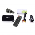 MX Pro Goolge Android TV Player w / 1GB de RAM, 8GB de ROM - preto (Plug UA)