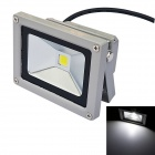JIAWEN 10W COB LED Floodlight White Light 6500K 800lm - Grey (DC12V)
