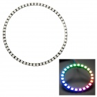 WS2812 RGB 60-SMD 5050 LED Round LED Ring Development Board for Arduino