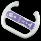 2-in-1 Steering Wheel with Wii Remote Protective Case
