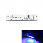 FPV 250 Multicopter Decoration Board Strip LED Lamp Blue Light - White