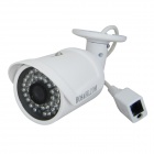 HOSAFE 720P 1.0MP ONVIF H.264 IP Camera w/ 36-IR-LED / Motion Detection / E-mail Alert (US Plug)
