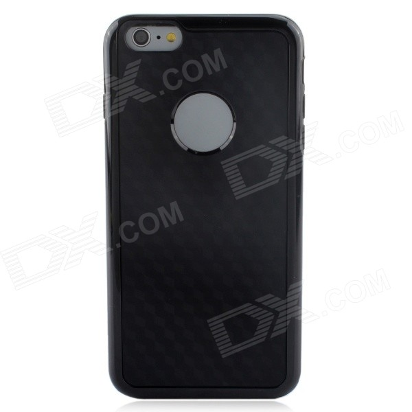 Fashion & Durable TPU & PC Protective Case for IPHONE 6/6s Plus -Black