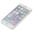 Mini Smile Alloy + Tempered Glass Film for IPHONE 6 PLUS - Silver