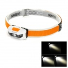 SUNREE SPORTS3 115lm XP-G2 R4 3-LED 6-Mode IPX6 Waterproof Outdoor Headlamp Headlight (2 x AAA)