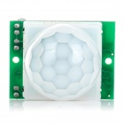 DIY Human Body Sensor Module - White + Green