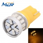 MZ T10 1.8W 18-3014 SMD 216lm 577~597nm Yellow Car Lamp (12V)