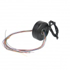 GM6008H Low Brushless Gimbal Motor for Canon 5D2 / 5D3 Camera - Black