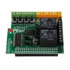 PiFace Digital 2 Input / Output Add-on Expansion Board for Raspberry Pi - Green + Black