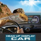 "A8 5.5 Sistema ""pantalla HUD Head Up Display para el coche - Negro"