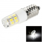 E14 2W 17-LED 200lm Ceramics Housing Cool White Light Crystal Lamp (AC 220V)