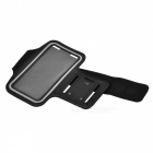 Sports Neoprene Armband for Samsung S6 / G920, HTC M9 - Black