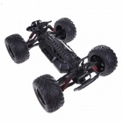 01:12 40KMH carro RC de 2.4 GHz RTR Monster Truck - azul + preto