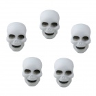 Colorful Skull Style Night Light Halloween Decoration Lamp (5 PCS)