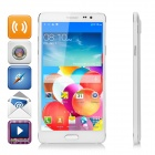"N9588 MTK6592 1.7GHz Octa-core Android 4.4.2 WCDMA Bar Phone w/ 5.7"" IPS , GPS, Wi-Fi-White(EU Plug)"