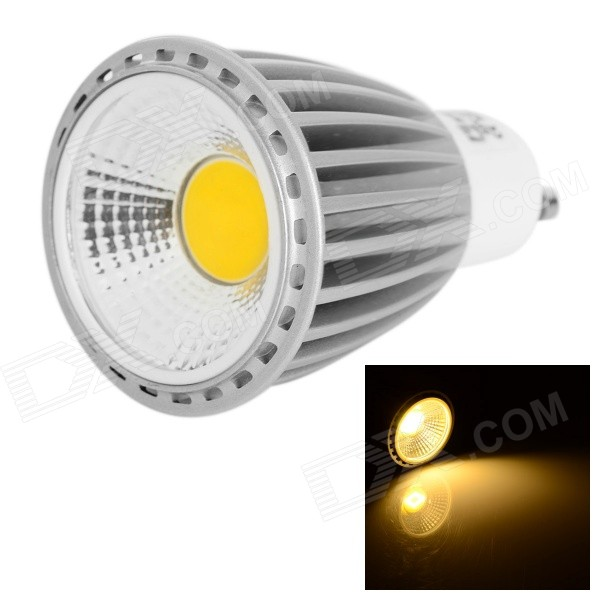 LeXing Lighting GU10 8W 3500K 540lm Warm White Spotlight (85~265V)