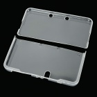 Protective TPU Front + Back Case for NEW 3DS - Transparent
