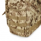 Travel Double-Shoulder Bag Tactical Backpack - Camouflage (20~35L)