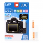 JJC LCP-6D Protective Screen Protector for Canon 6D