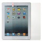 0.3mm Ultra-thin Tempered Glass Clear Screen Guard Protector for IPAD 2 / 3 / 4 - Transparent