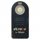 VILTROX ML-N IR Remote Shutter Cable for Nikon D90 / D80 + More - Black