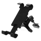 Universal Car Vent Outlet Mounted Stand for Samsung Galaxy S4 / S5 / S6 - Black