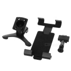 Universal Car Vent Outlet Mount Stand for Samsung S4 / S5 / S6 - Black