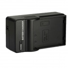 DSTE Battery + DC160 US Plugss Charger for Samsung NX1 Camera - Black