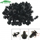 CARKING Car Interior Panel Trim Clips Rivet Fasteners (100PCS)