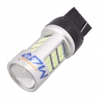 MZ T20 6W LED Car Fog Lamp / Backup Light Ice Blue 495nm 1200lm 30-SMD 2835 Decoded Constant Current