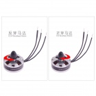 X2804 2280KV CW/CCW Brushless Motor + 15A ESC + 6045 Prop Propellers